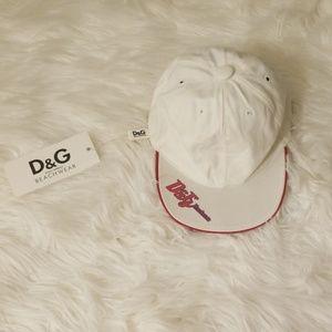 Dolce and Gabbana beach hat
